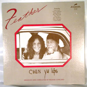 FEATHER - Chen Yu Lips - LP