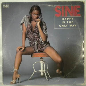 SINE - Happy is the only way - LP