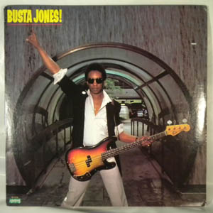 BUSTA JONES - Same - LP