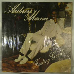 AUBREY MANN - Feeling good - LP