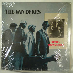 THE VAN DYKES - Return engagement - LP