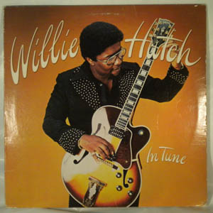 WILLIE HUTCH - In tune - LP