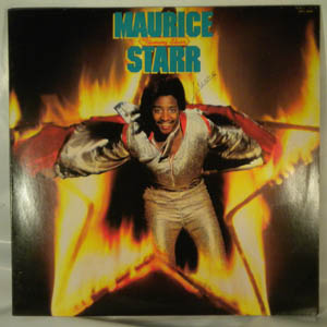 MAURICE STARR - Flaming starr - LP