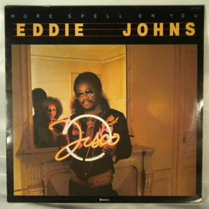EDDIE JOHNS - More spell on you - LP
