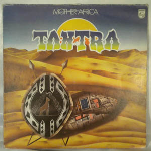 TANTRA - Mother Africa - LP