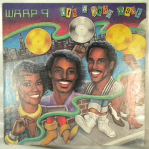 WARP 9 - It's a beat wave - LP