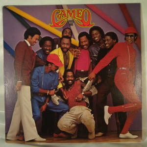 CAMEO - Feel me - LP