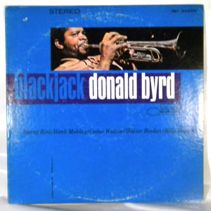 DONALD BYRD - Blackjack - LP
