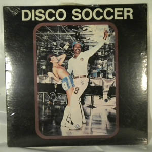 SIDIKU BUARI - Disco Soccer - LP