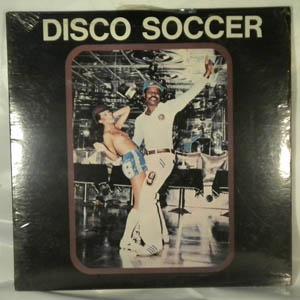 SIDIKU BUARI - Disco Soccer - LP