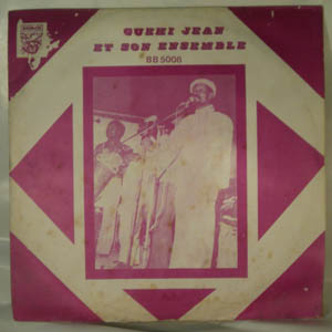 GUEHI JEAN ET SON ENSEMBLE - Same - LP
