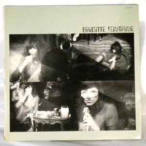 BRIGITTE FONTAINE - Same - 33T
