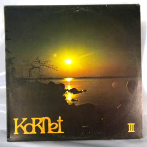 KORNET - III - LP