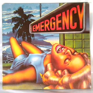 EMERGENCY - No Compromise - LP