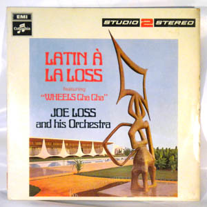 JOE LOSS & HIS ORCHESTRA - Latin A La Loss - LP