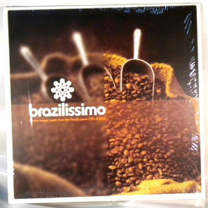 VARIOUS - Brazilissimo - LP