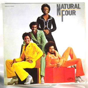 NATURAL FOUR - Same - LP