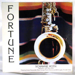 SCHAWKIE ROTH - Fortune - LP