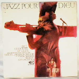 JEF GILSON - Jazz Pour Dieu - LP