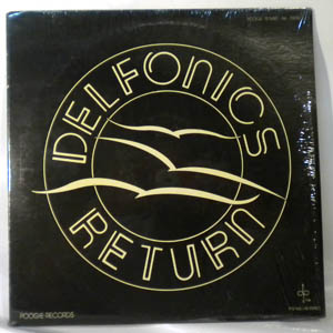 THE DELFONICS - Return - LP