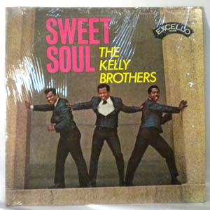 THE KELLY BROTHERS - Sweet soul - LP