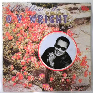 O.V. WRIGHT - All about me - LP