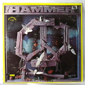 HAMMER - Same - LP