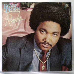 RANDY BROWN - Randy - LP