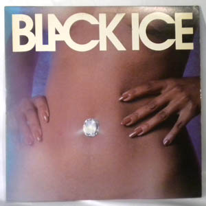 BLACK ICE - Same - LP