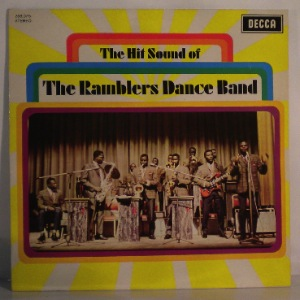 THE RAMBLERS DANCE BAND - The hit sounds - LP