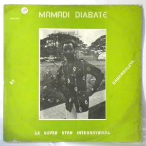 MAMADI DIABATE - Karambaleya - LP