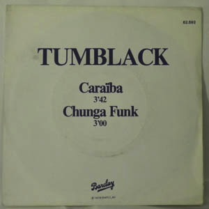 TUMBLACK - Craiba - 45T (SP 2 titres)
