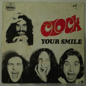 CLOCK - Hang on - 7inch (SP)