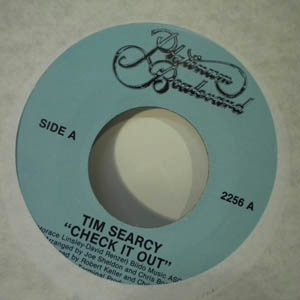 TIM SEARCY - Check it out - 7inch (SP)