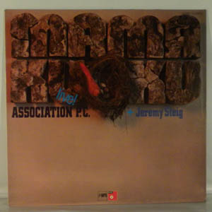 ASSOCIATION P.C. + JEREMY STEIG - Mama Kuku - LP