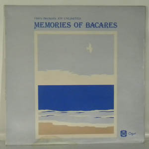HARRY BECKETT'S JOY UNLIMITED - Memories Of Bacares - LP