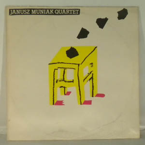 JANUSZ MUNIAK QUARTET - Same - LP