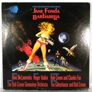THE BOB CREWE GENERATION - Barbarella - LP