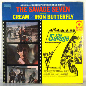 VARIOUS - The Savage Seven - LP