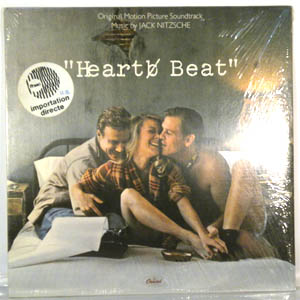 JACK NITZSCHE - Heart Beat - LP
