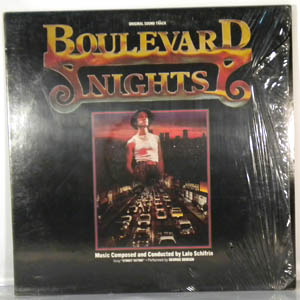 LALO SCHIFRIN - Boulevard Nights - LP