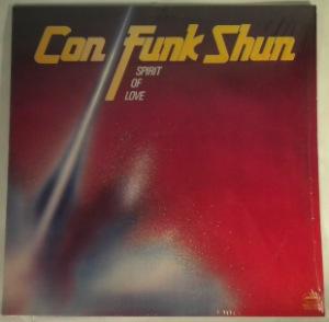 CON FUNK SHUN - Spirit of love - LP