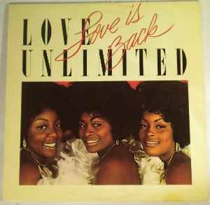 THE LOVE UNLIMITED ORCHESTRA - Love is back - LP