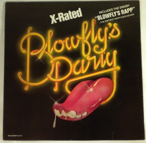 BLOWFLY - Blowfly's party - LP