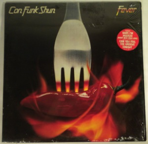 CON FUNK SHUN - Fever - LP