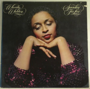 WANDA WALDEN - Searching for love - LP