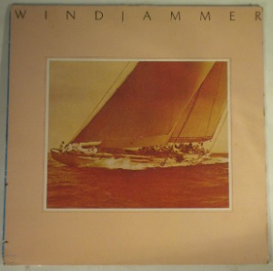 WINDJAMMER - Same - LP