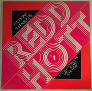 REDD HOTT - Caution!! This album is Redd Hott - LP