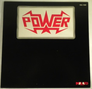 POWER - Same - LP