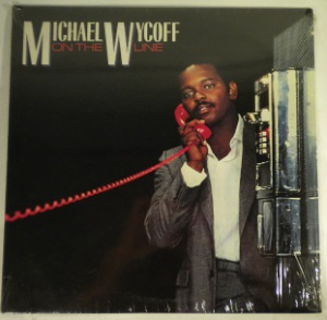 MICHAEL WYCOFF - On the line - LP